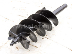Hole digger drill bit 350mm, for Japanese compact tractors - Implements -
