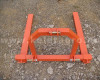 Pallet fork for Japanese compact tractors, Komondor RV-300 (4)