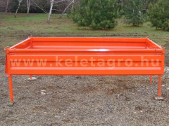 Extra high side panel kit for Komondor SPK series trailers - Implements - Trailors