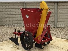 Potato planter for 1 line, for Japanese compact tractors, Polish - Implements - Planters