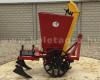 Potato planter for 1 line, for Japanese compact tractors, Polish (2)