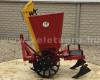 Potato planter for 1 line, for Japanese compact tractors, Polish (6)