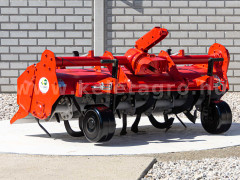 Rotary tiller 160cm, Niplo CBX1608, used - Implements -