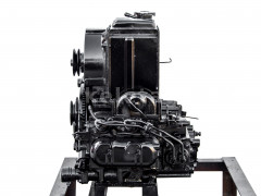 Dieselmotor Kubota ZB400 - Kleintraktoren -