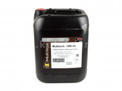 Universal Oil (Agip Eni Multitech 10W-40) for Japanese compact tractors, 20 liters - Compact tractors -