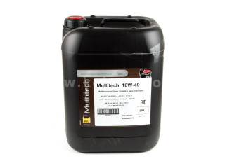 Universal Oil (Agip Eni Multitech 10W-40) for Japanese compact tractors, 20 liters (1)