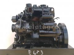 Dieselmotor Shibaura E673 - Kleintraktoren -