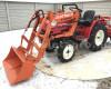 Front loader for Yanmar KE series Japanese compact tractors, Komondor SHR-100KE (18)