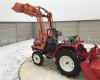 Front loader for Yanmar KE series Japanese compact tractors, Komondor SHR-100KE (9)