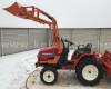 Front loader for Yanmar KE series Japanese compact tractors, Komondor SHR-100KE (11)
