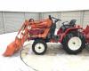 Front loader for Yanmar KE series Japanese compact tractors, Komondor SHR-100KE (12)