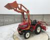 Front loader for Yanmar KE series Japanese compact tractors, Komondor SHR-100KE (13)