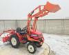 Front loader for Yanmar KE series Japanese compact tractors, Komondor SHR-100KE (3)