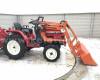 Front loader for Yanmar KE series Japanese compact tractors, Komondor SHR-100KE (4)