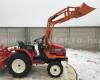 Front loader for Yanmar KE series Japanese compact tractors, Komondor SHR-100KE (5)