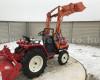 Front loader for Yanmar KE series Japanese compact tractors, Komondor SHR-100KE (6)