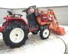 Front loader for Yanmar KE series Japanese compact tractors, Komondor SHR-100KE (7)
