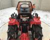 Front loader for Yanmar KE series Japanese compact tractors, Komondor SHR-100KE (8)
