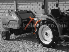 Universal towing device for round baler Komondor RKB-850/870  - Implements - Balers