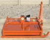 Topper mower 100cm, for anticlockwise PTO Japanese compact tractors, Komondor SRZ-100F (2)