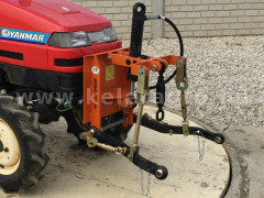 Front mounted 3 point hitc for Japanese compact tractors - Implements - Transport and Loader Implements