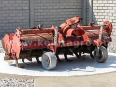 Rotary tiller 185cm, Niplo CX1805, used - Implements -