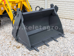 Force wheel loader 4-funtion bucket - Implements -