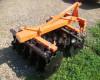 Disc harrow 90 cm, for Japanese compact tractors, Komondor SFT-90 (2)