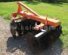 Disc harrow 90 cm, for Japanese compact tractors, Komondor SFT-90 (3)
