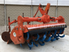 Rotary tiller 145cm, Kubota RL14AG, used - Implements -