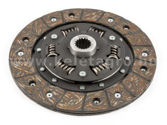 Clutch disc (Iseki TU120) 18-ribbed, 6-springed - Compact tractors -