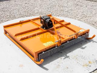 Topper mower 125cm,  for Japanese compact tractors, Komondor SRZ-125 (1)