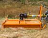 Topper mower 125cm,  for Japanese compact tractors, Komondor SRZ-125 (13)
