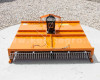 Topper mower 125cm,  for Japanese compact tractors, Komondor SRZ-125 (4)
