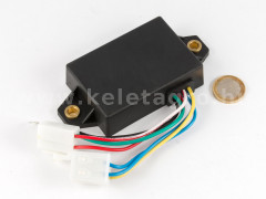 Engine stop controller for Iseki and Mitsubishi Japanese compact tractors - Compact tractors -