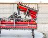 Rotary tiller 380cm, foldable, Niplo HVS-3800BR, used (13)