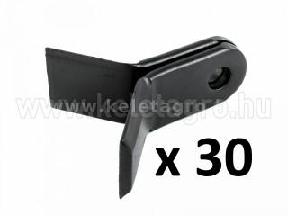 Stalk crusher Y blade pair for EFGC, EFGCH, DP, DPS, GK Series, set of 30 paires, SPECIAL OFFER! (1)