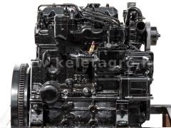 Dieselmotor Iseki E3CE - Kleintraktoren -