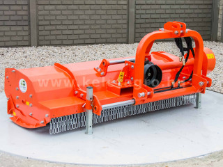 Flail mower 180 cm, heavy duty, with hydraulic side adjustment, GKH180, SPECIAL OFFER! (1)