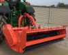 Flail mower 180 cm, heavy duty, with hydraulic side adjustment, GKH180, SPECIAL OFFER! (9)