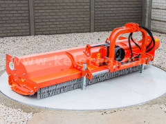 Flail mower 240 cm, with hydraulic side adjustment, GKH240, SPECIAL OFFER! - Implements -