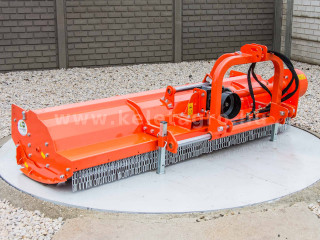 Flail mower 240 cm, with hydraulic side adjustment, GKH240, SPECIAL OFFER! (1)