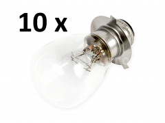 Light bulb, 3 pins, 35/35W, 194262-53080, for Japanese compact tractors, set of 10 pieces, SPECIAL OFFER! - Compact tractors -
