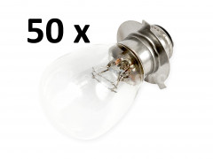 Light bulb, 3 pins, 35/35W, 194262-53080, for Japanese compact tractors, set of 50 pieces, SPECIAL OFFER! - Compact tractors -