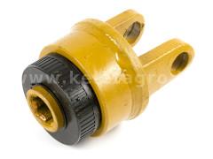 PTO drive shaft yoke 34HP (25kW), freewheelings, for 04B PTO drive shafts - Compact tractors -