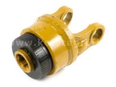 PTO drive shaft yoke 47HP (35kW), freewheelings, for 05B PTO drive shafts - Compact tractors -