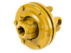 PTO drive shaft yoke 47HP (35kW), friction clutch, for 05B PTO drive shafts - Compact tractors -