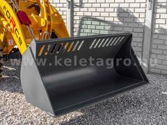 Force wheel loader snow loader bucket - Implements -