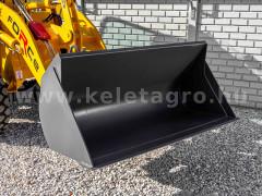 Force wheel loader grain loader bucket - Implements -