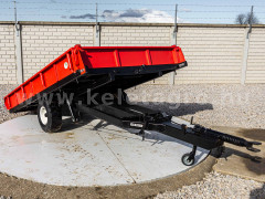 Machine transporter trailer, made in Japan - Implements - Trailors